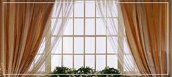 Beeld raamdecoratie