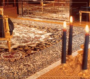 Beeld tapijten